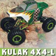 Радиоуправляемый джип-краулер HSP Kulak Long 4WD - 2.4G 1:18 - 94680L - 37 см